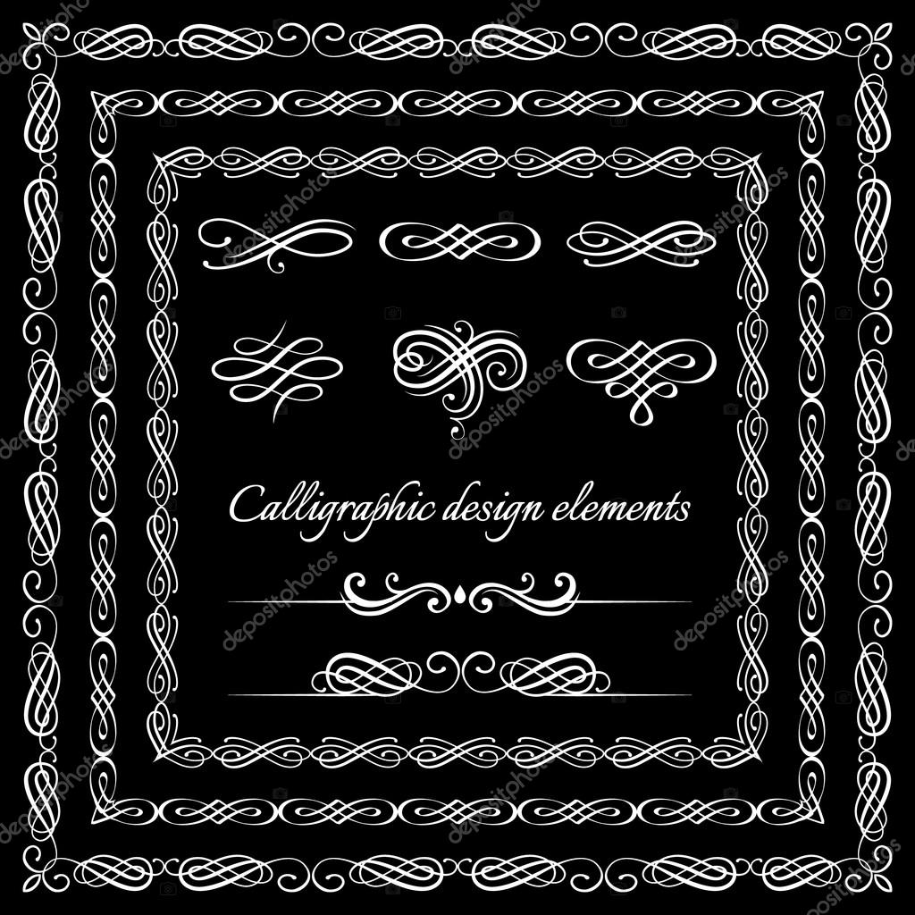 Decorative Borders For Signs Vintage Frames Borders