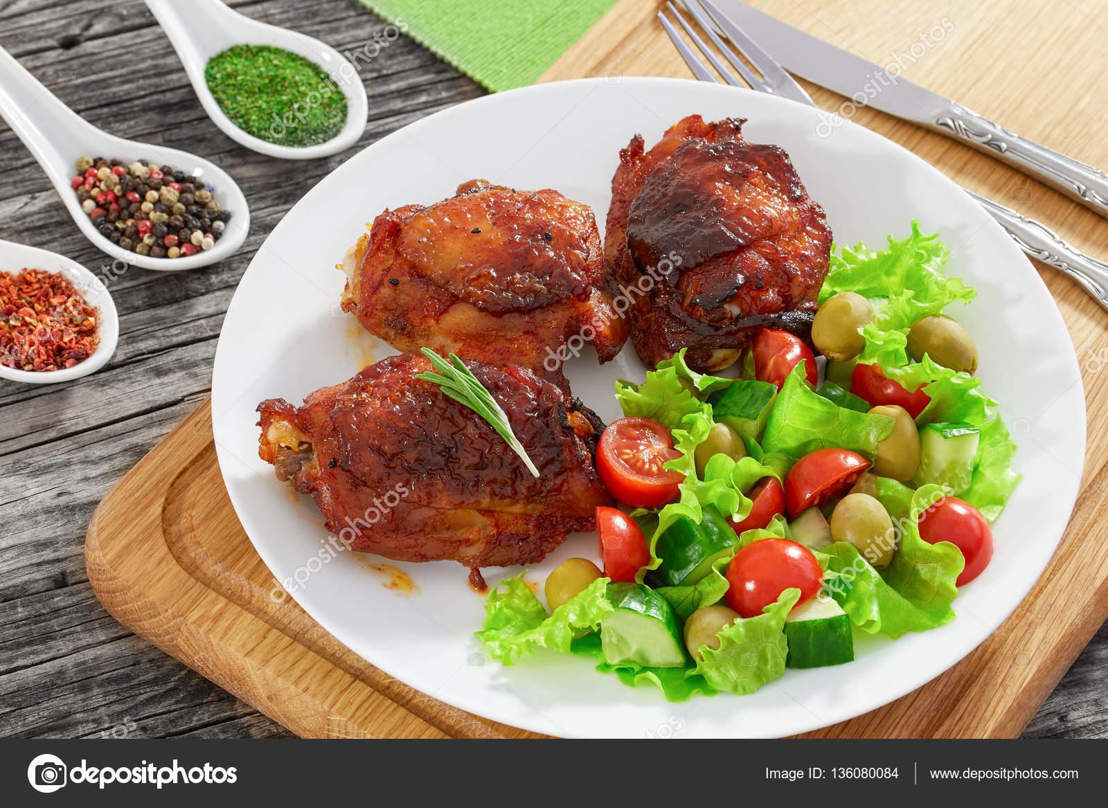 Tavuk uylukları. Yemek tarifleri