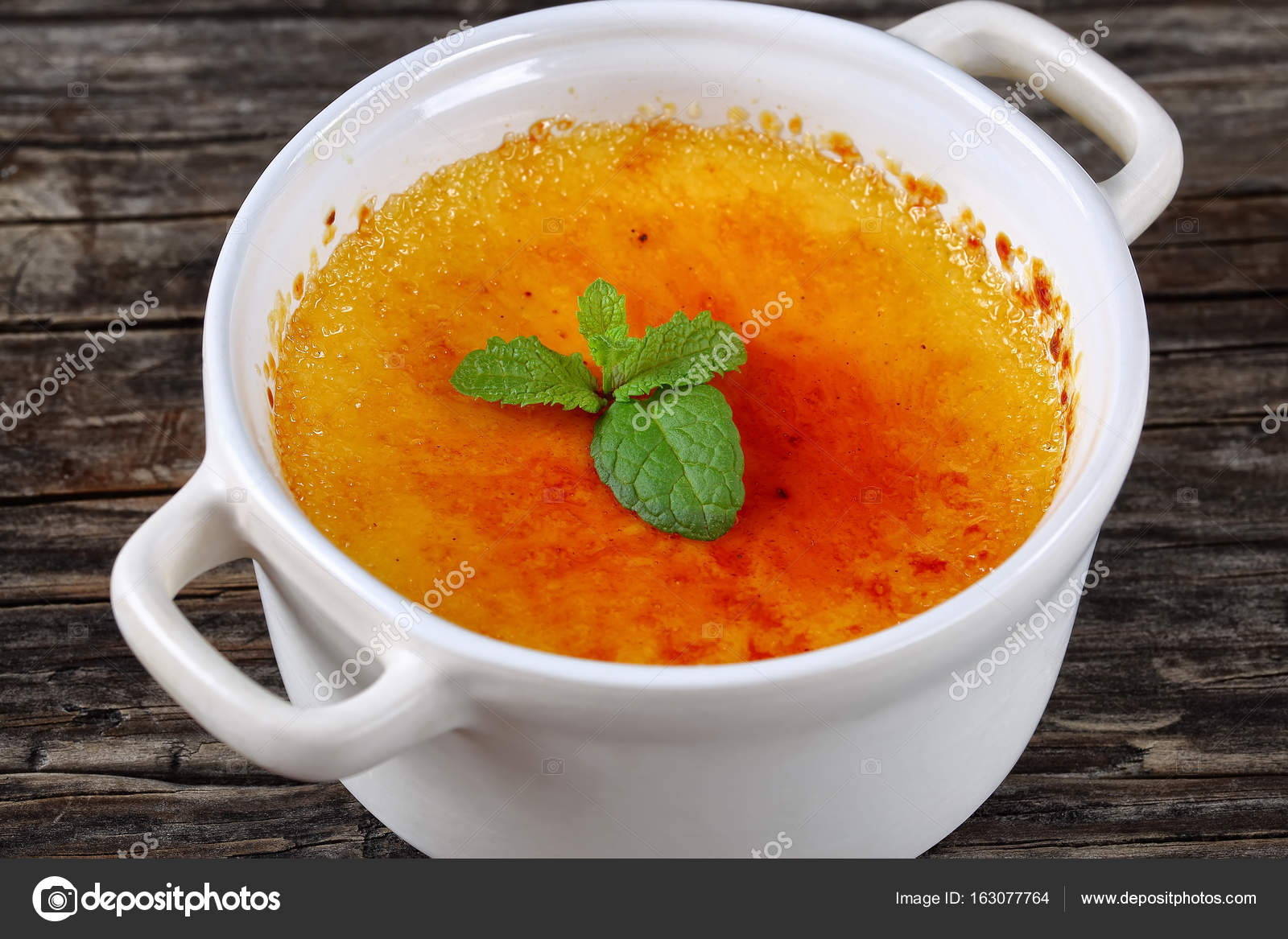 Crème Brulee Tatlısı Tarifi