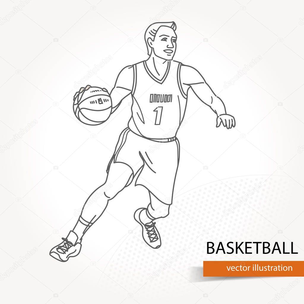 Charmant Basketball Farbseiten Fotos - Entry Level Resume Vorlagen ...