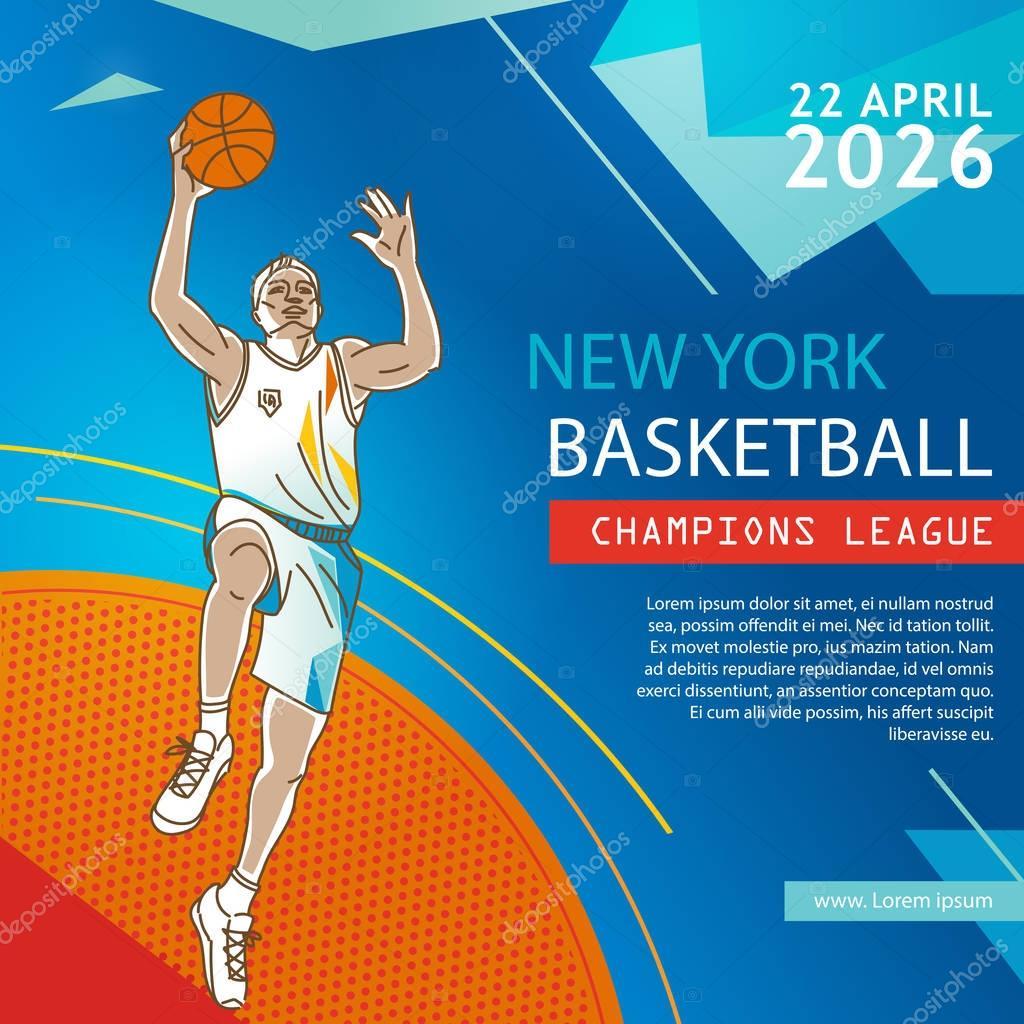 Großartig Basketball Halbgericht Vorlage Zeitgenössisch - Beispiel ...
