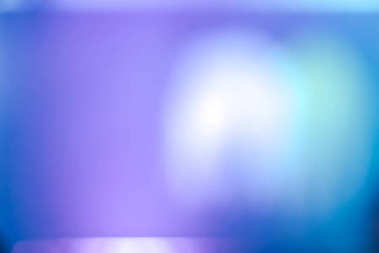 Abstract party view, defocused color background