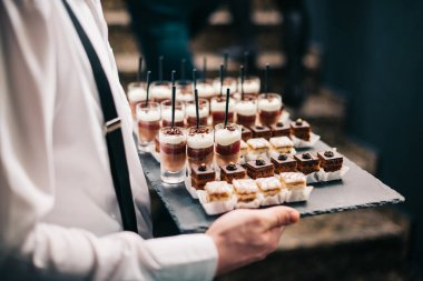 Catering Service Chocolate Mousse