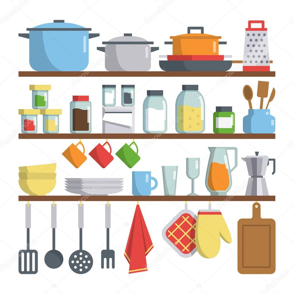 Dibujos: Equipo De Cocina Dibujo