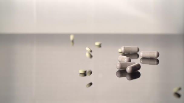 padající tablet