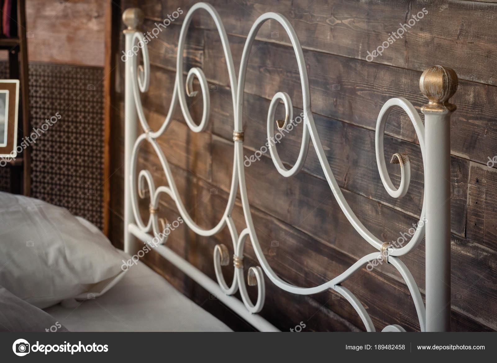 Schmiedeeisen Bett Stockfoto C Alfoto Bk Ru 189482458
