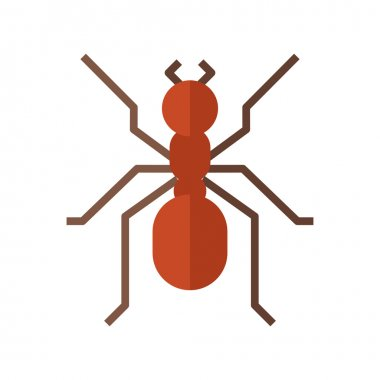 Red Ant Icon