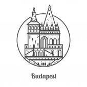 Fényképek Travel Budapest Icon