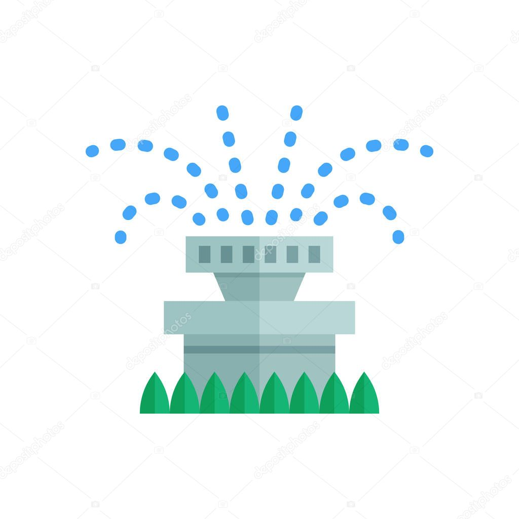 Water Sprinkler Icon