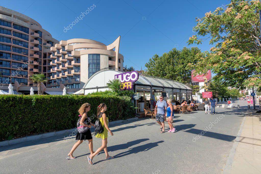 Sunny Beach  Bulgarie