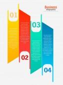 kreativní vektorové infografika