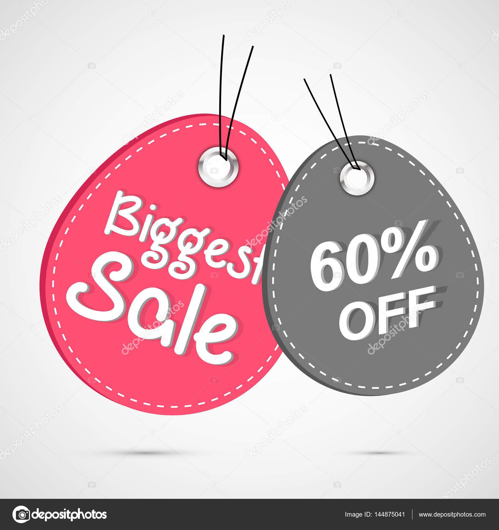 sales tag templates stock vector awdsin gmail com 144875041