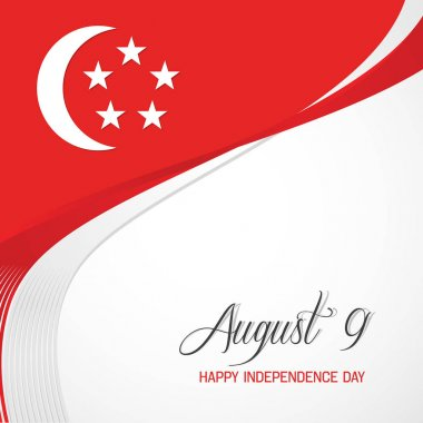 Singapore Independence Day, 9th of August