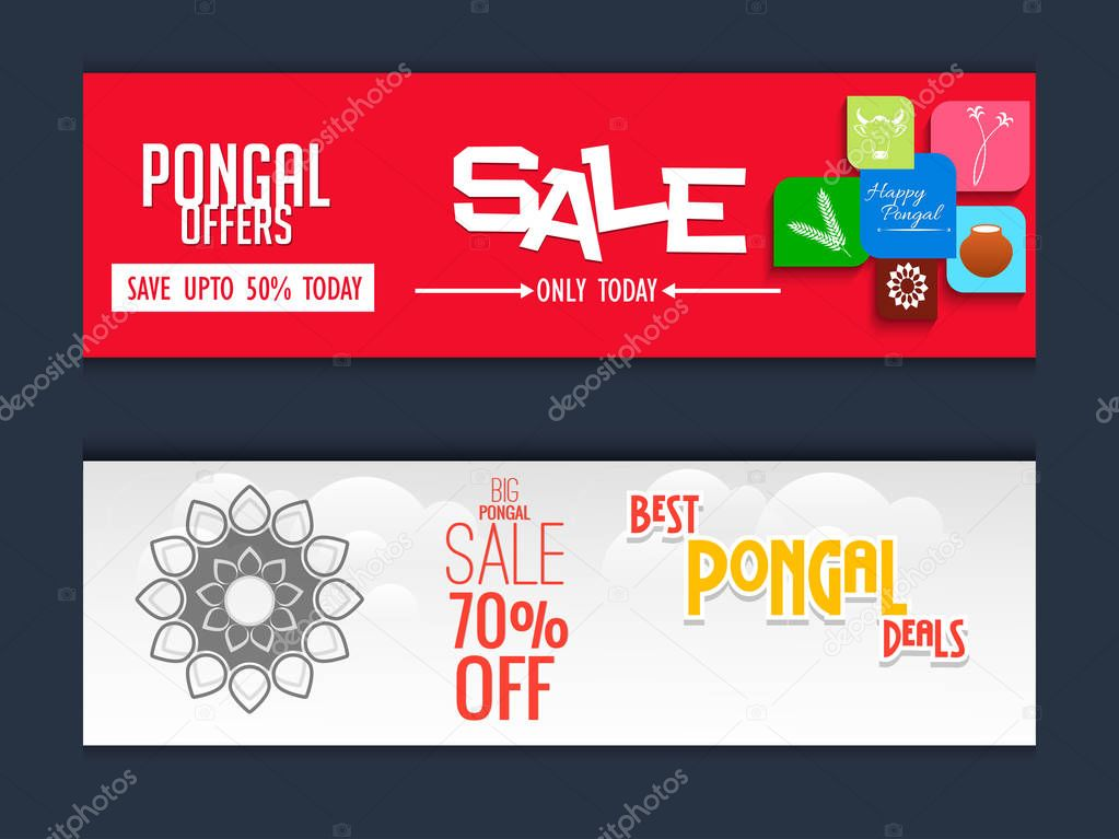 Pongal Sales Abstract