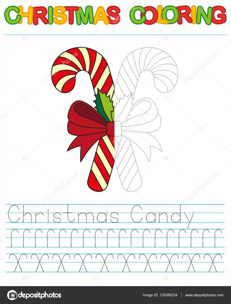 Navidad para colorear para niños. Conectar los puntos y pintar la ...
