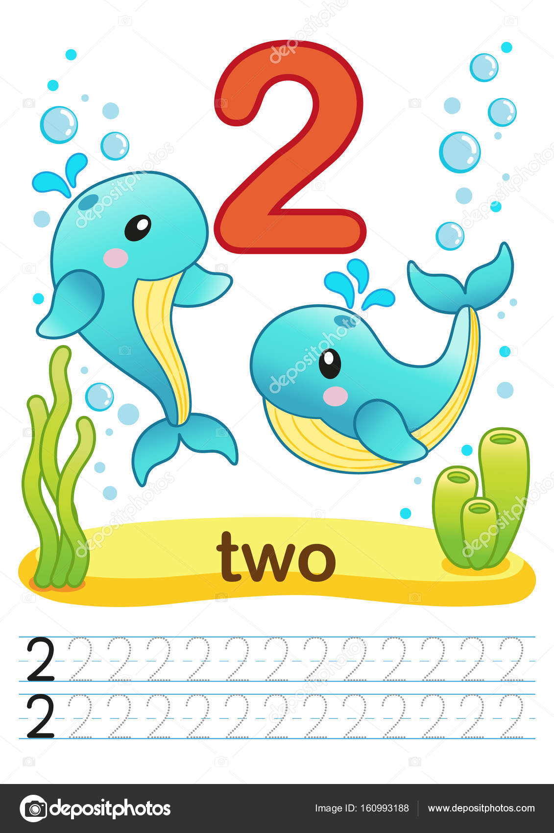 printable worksheet for kindergarten and preschool. Bright funny ...