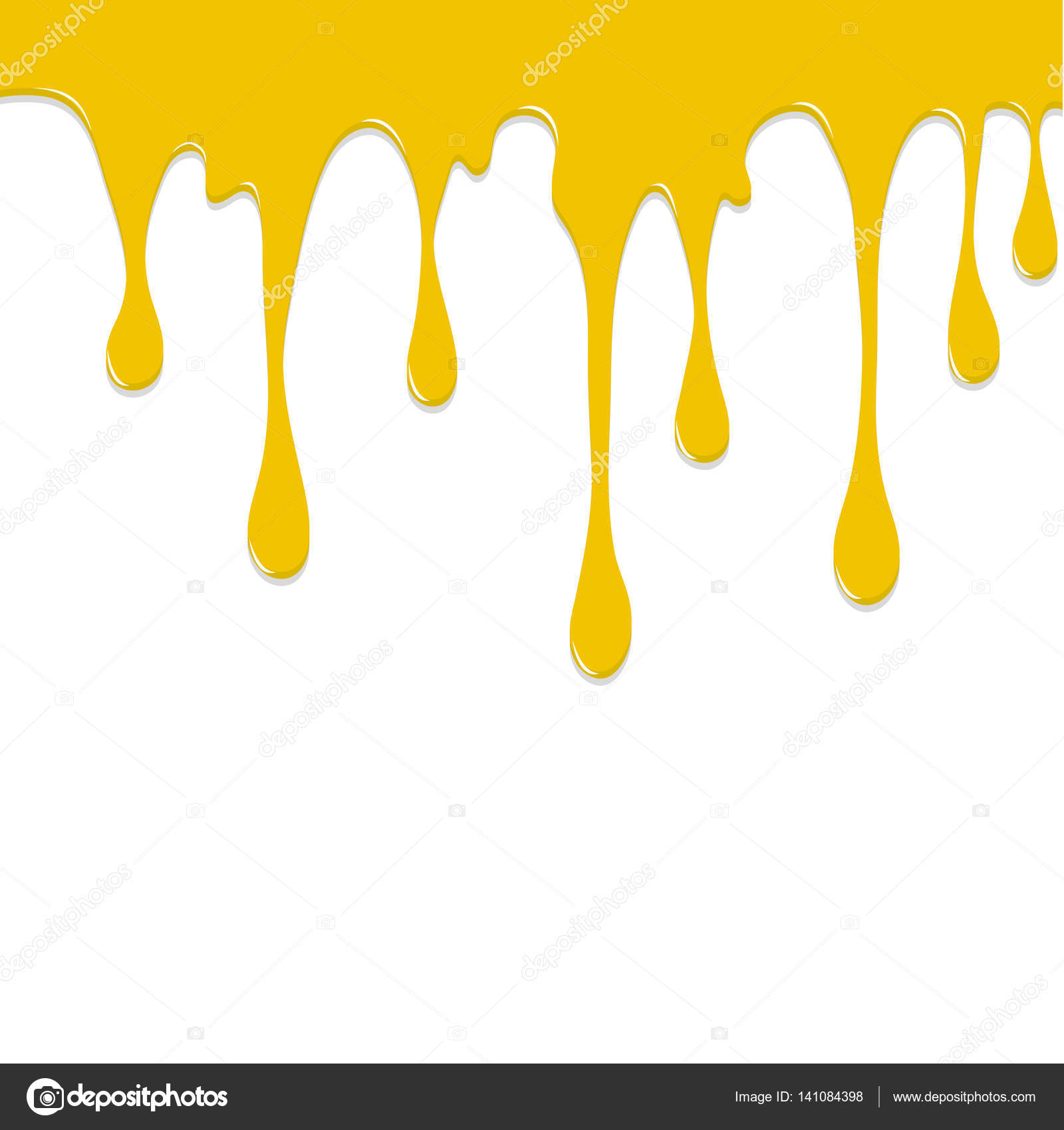 paint yellow colorful dripping splatter color splash or dropi rh depositphotos com drip vector brush drip vector png