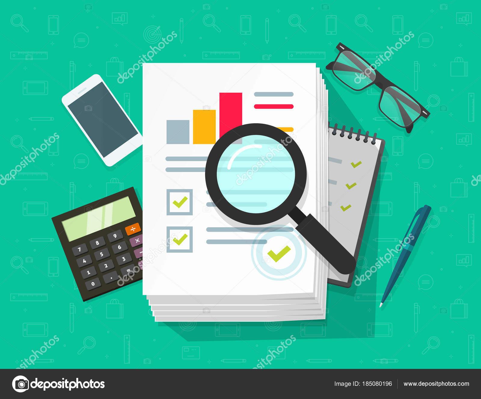 Vector de investigación análisis datos, análisis en la gran pila ...