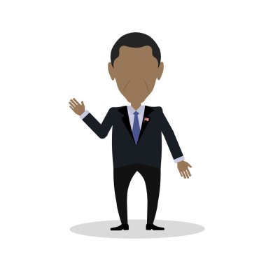 African american president.