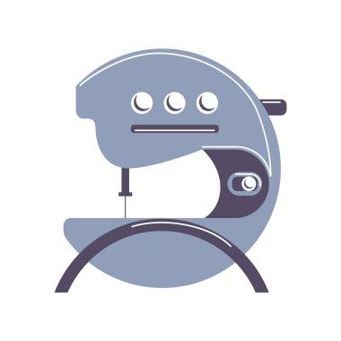 madern sewing machine vector