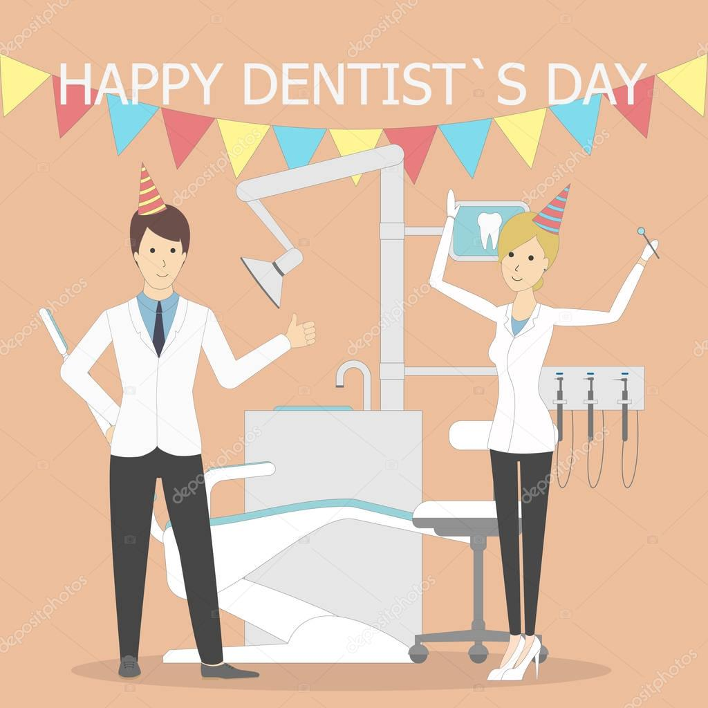 Happy dentists day.