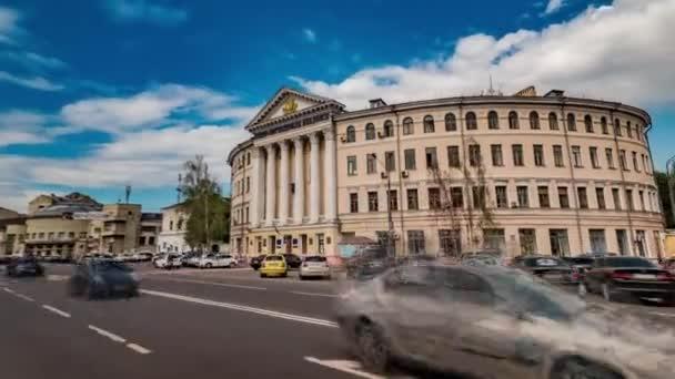 Kiev Motion Timelapse, Kyiv-Mohyla Academy