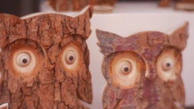 Dřevěné figurky SOV