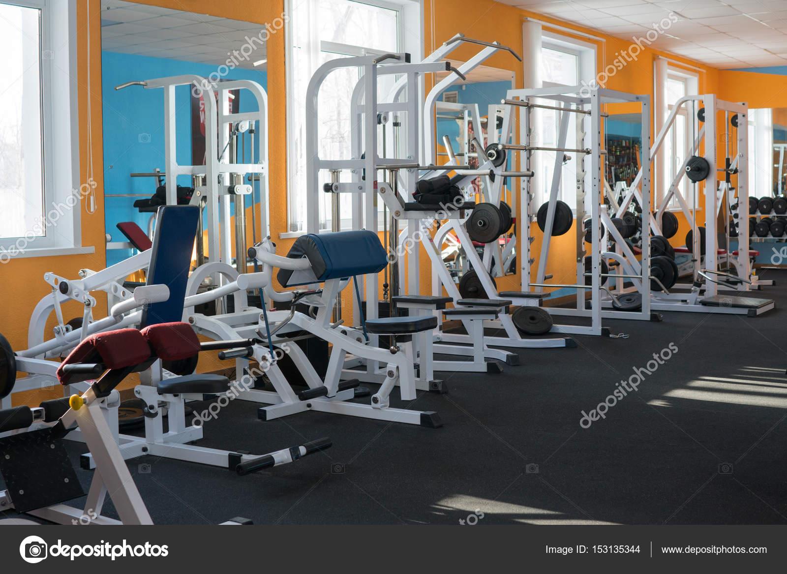 описание тренажеров в тренажерном зале с фото