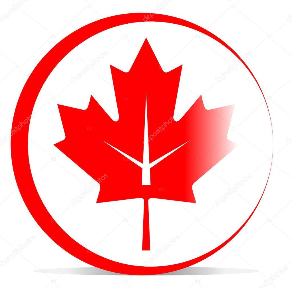 Creative Canada Flag Icon