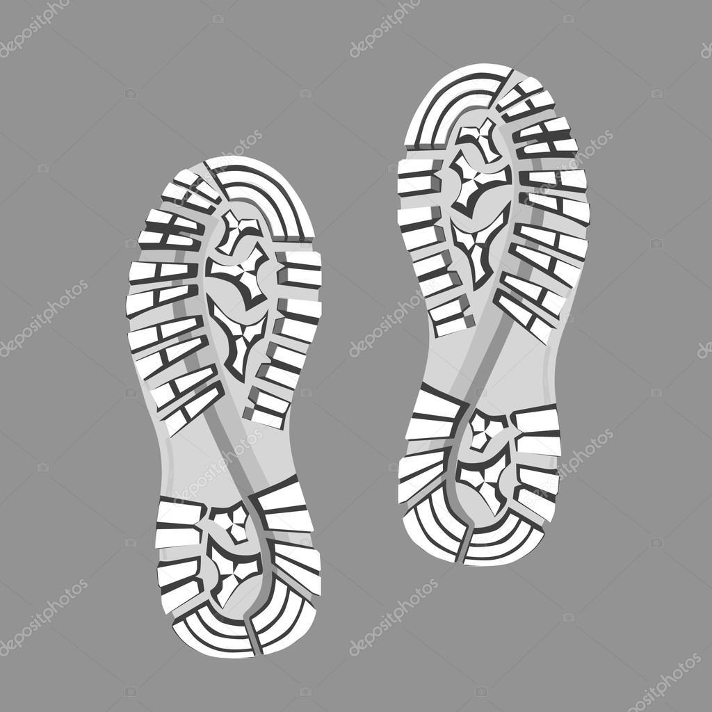 Klasik Spor Ayakkabı Tabanı Stok Vektör Maxbax 125427702