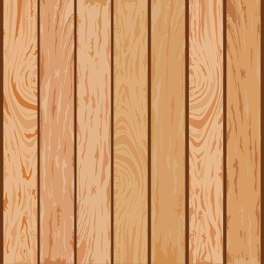 wooden board pattern. Vector illustration