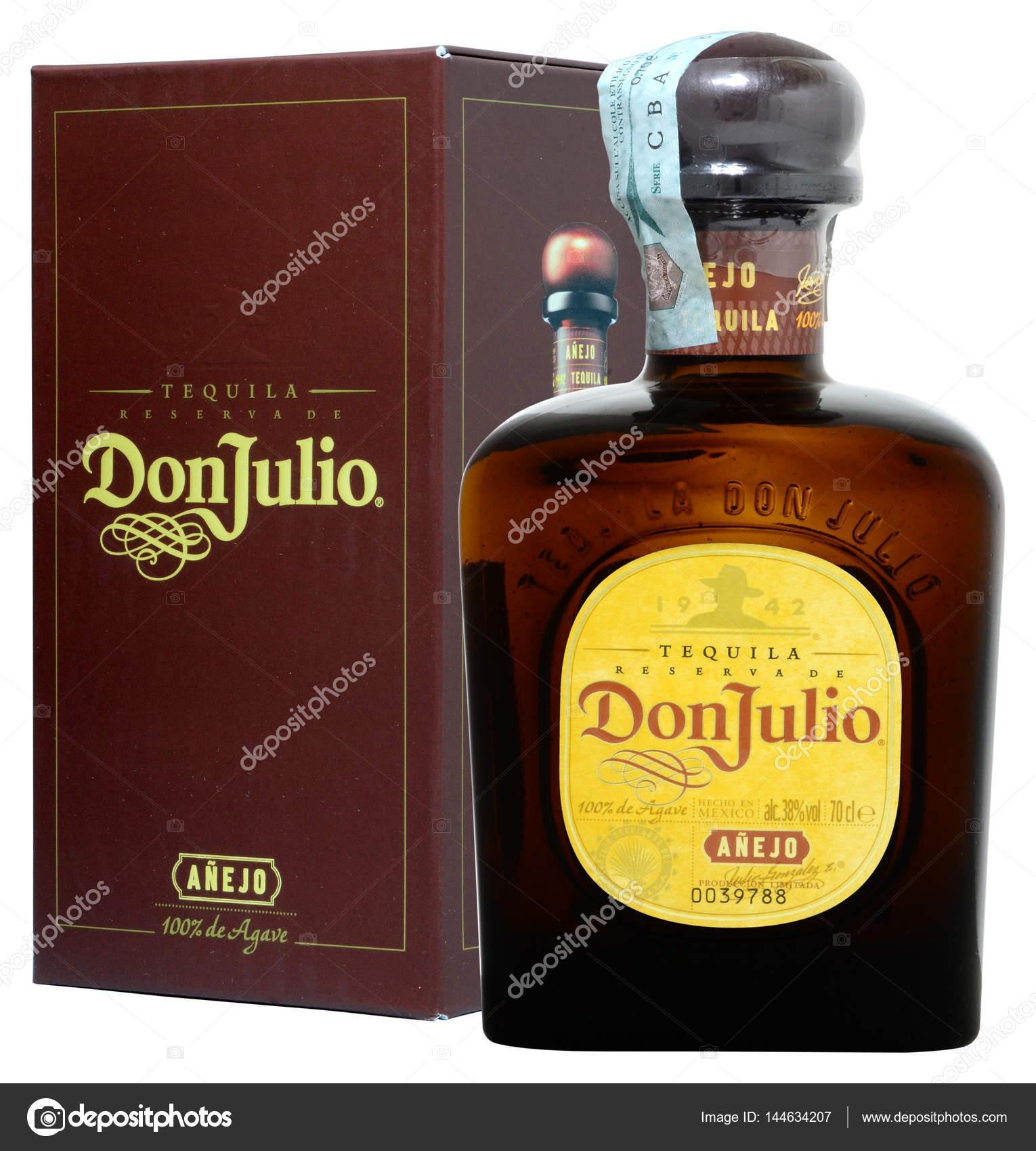 Fotos Botellas De Tequila Don Julio Tequila Don Julio Anejo