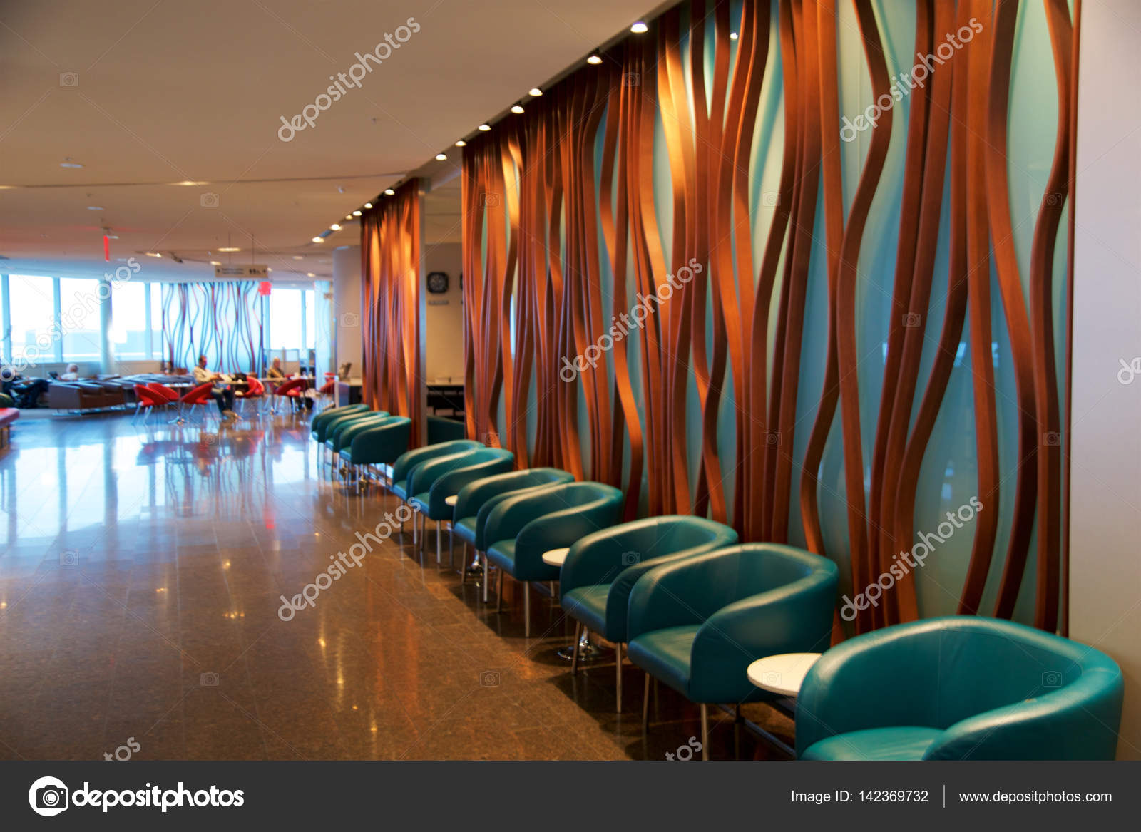 toronto canada jan 21st 2017 airport interior air canada maple