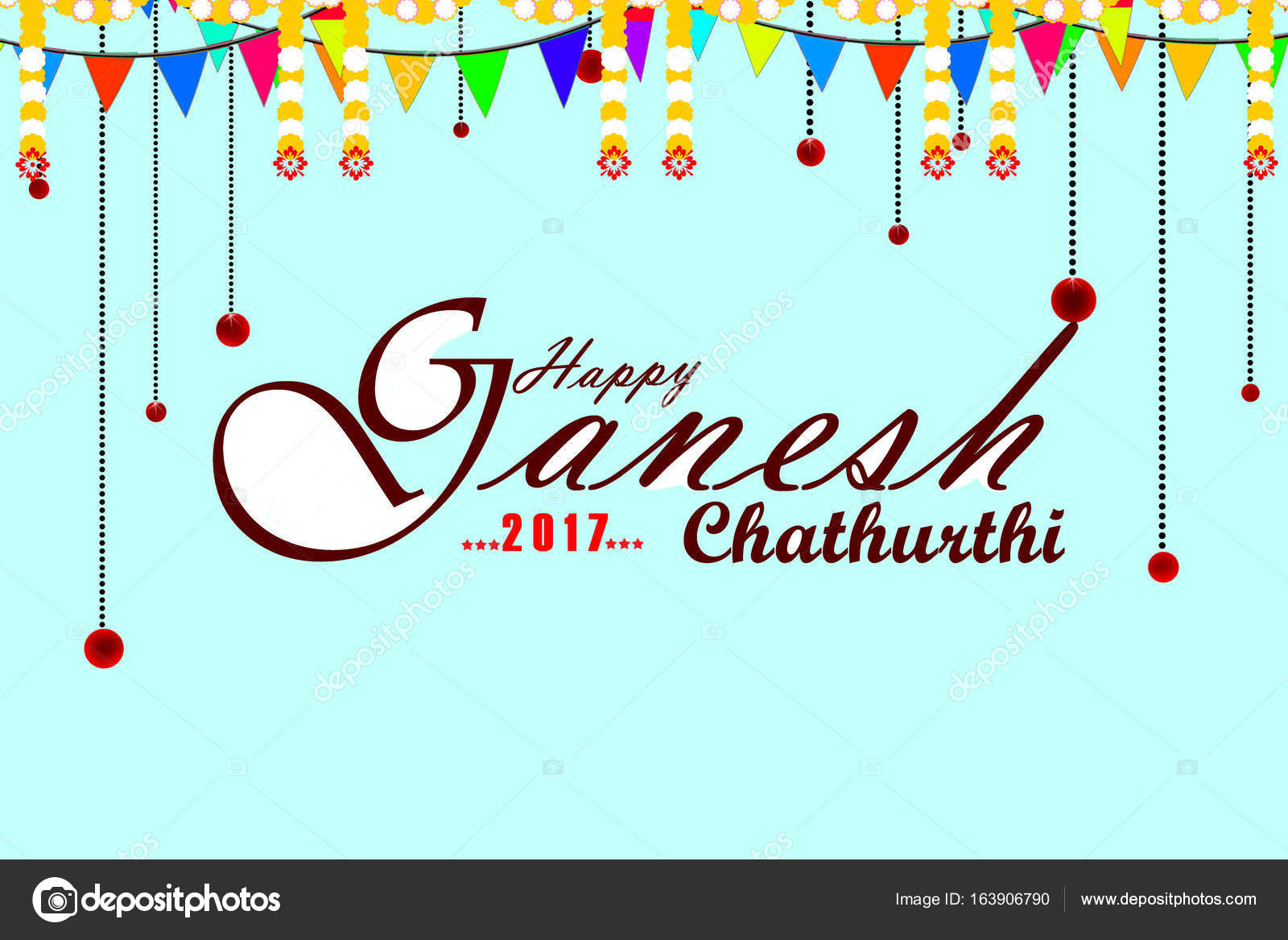 Happy ganesh chaturthi greeting card stock photo avsprem 163906790 happy ganesh chaturthi greeting card stock photo m4hsunfo