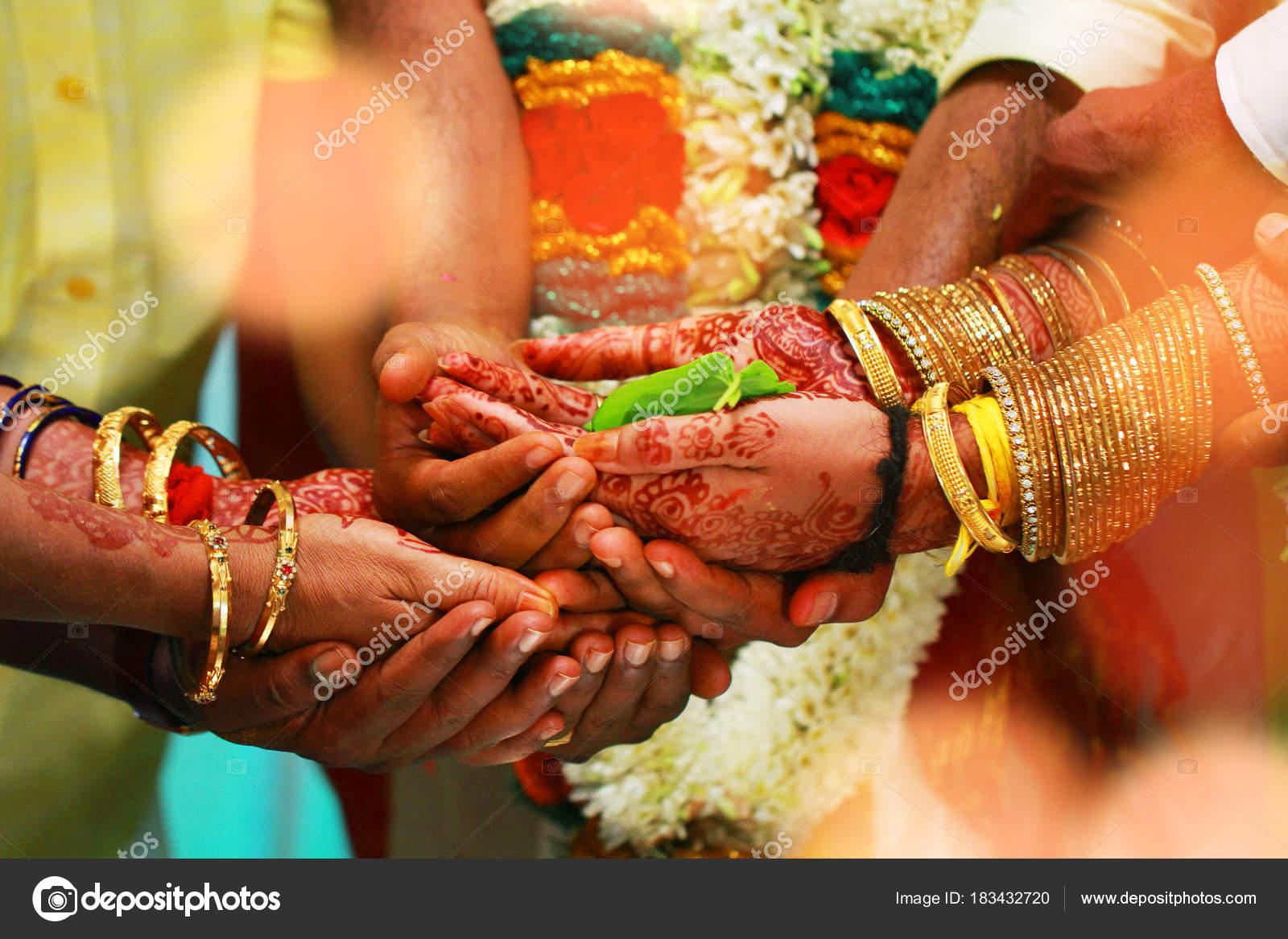 South Indian Wedding Rituals Stock Photo C Avpk 183432720