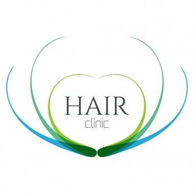 Hair medical center logo