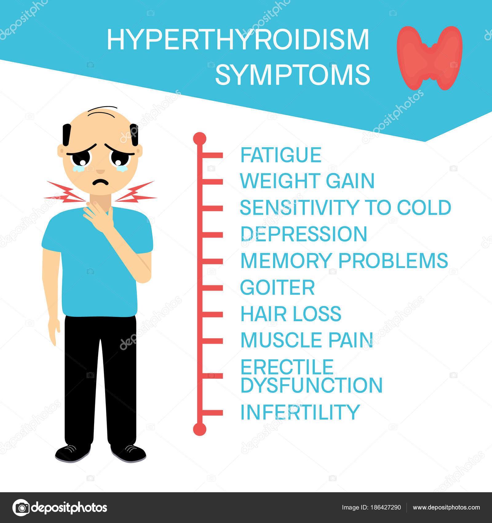 hyperthyroidie et fatigue