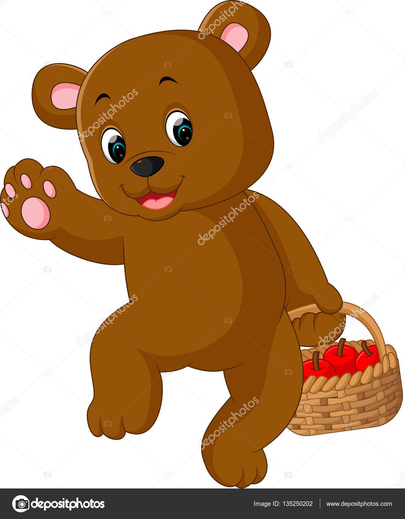 Bären Cartoon
