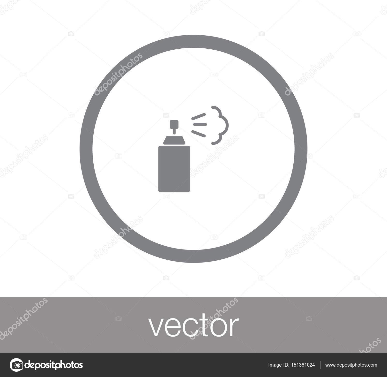 Spray tool icon stock vector signsandsymbolsemail 151361024 vector illustration of spray tool icon vector by signsandsymbolsemail biocorpaavc