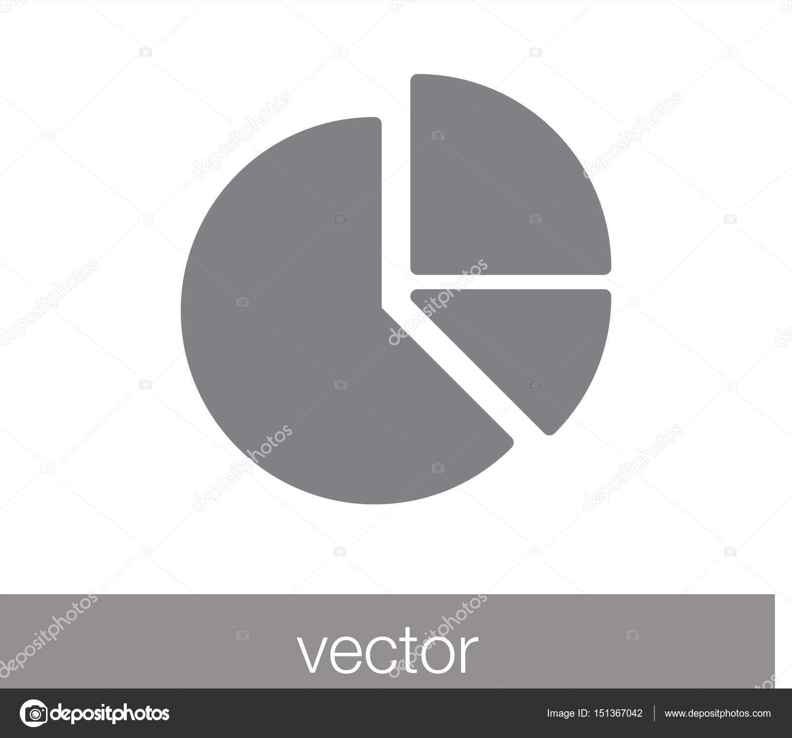 Pie chart icon statistic symbol icon stock vector vector illustration of pie chart icon statistic symbol icon vector by signsandsymbolsemail geenschuldenfo Images