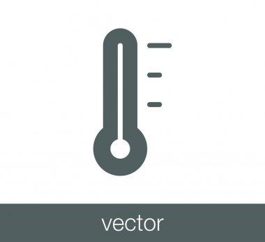 design of temperature icon