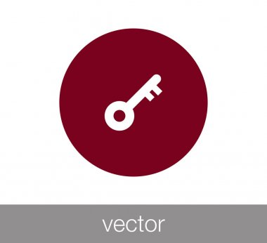 Key web icon.