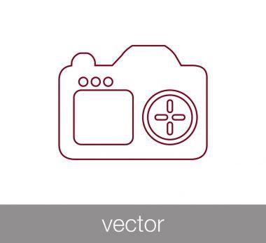 Camera simple icon