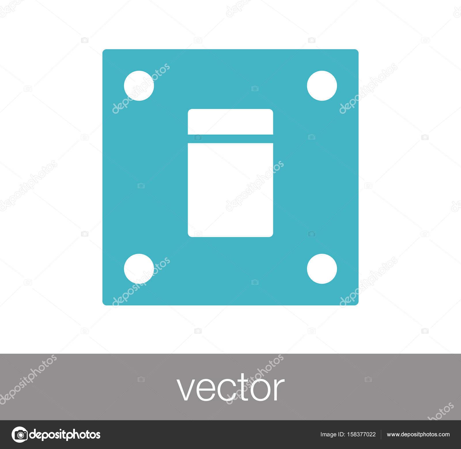 Schalter-Web-Symbol — Stockvektor © signsandsymbols@email.com #158377022