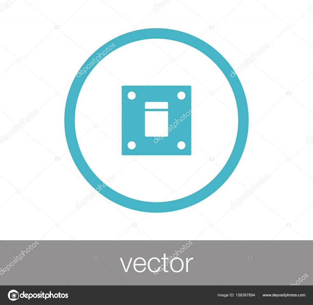 Schalter-Web-Symbol — Stockvektor © signsandsymbols@email.com #158387894