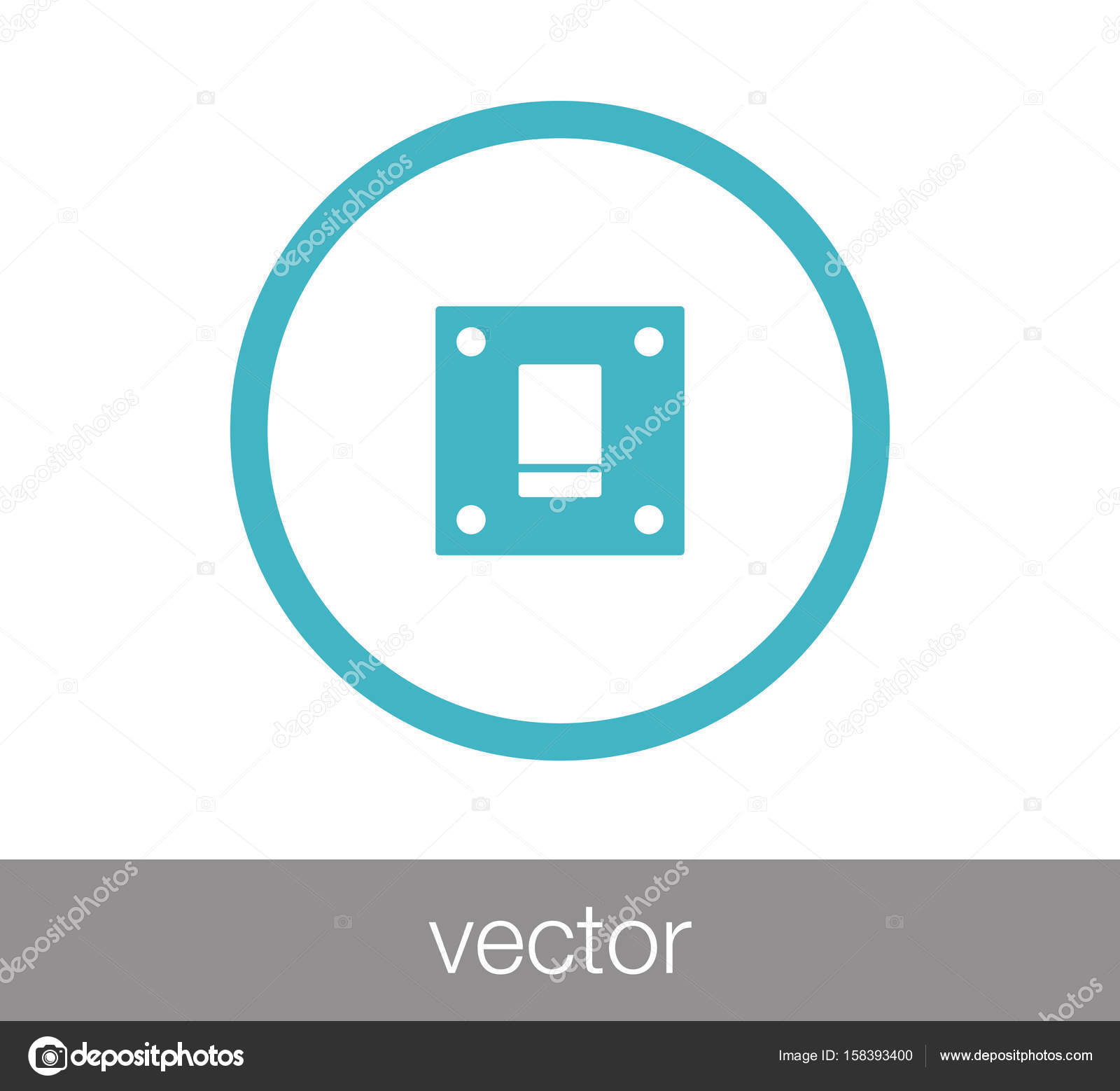 Schalter-Web-Symbol — Stockvektor © signsandsymbols@email.com #158393400