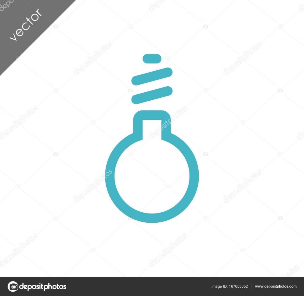 design av ljus ikonen stock vektor signsandsymbols. Black Bedroom Furniture Sets. Home Design Ideas
