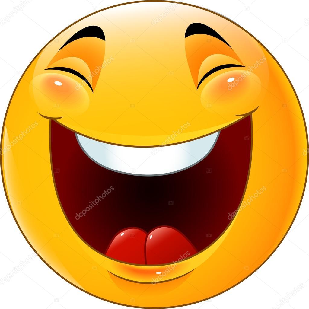cartoon smiley emoticon lachen stockvector  u00a9 dreamcreation01 125559398 vector facts vector facebook logo