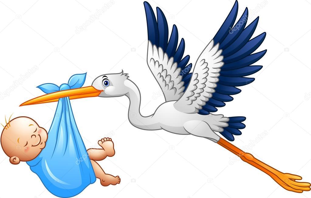 cartoon stork with baby boy stock vector dreamcreation01 126359508 rh depositphotos com stock vector sites stock vector art