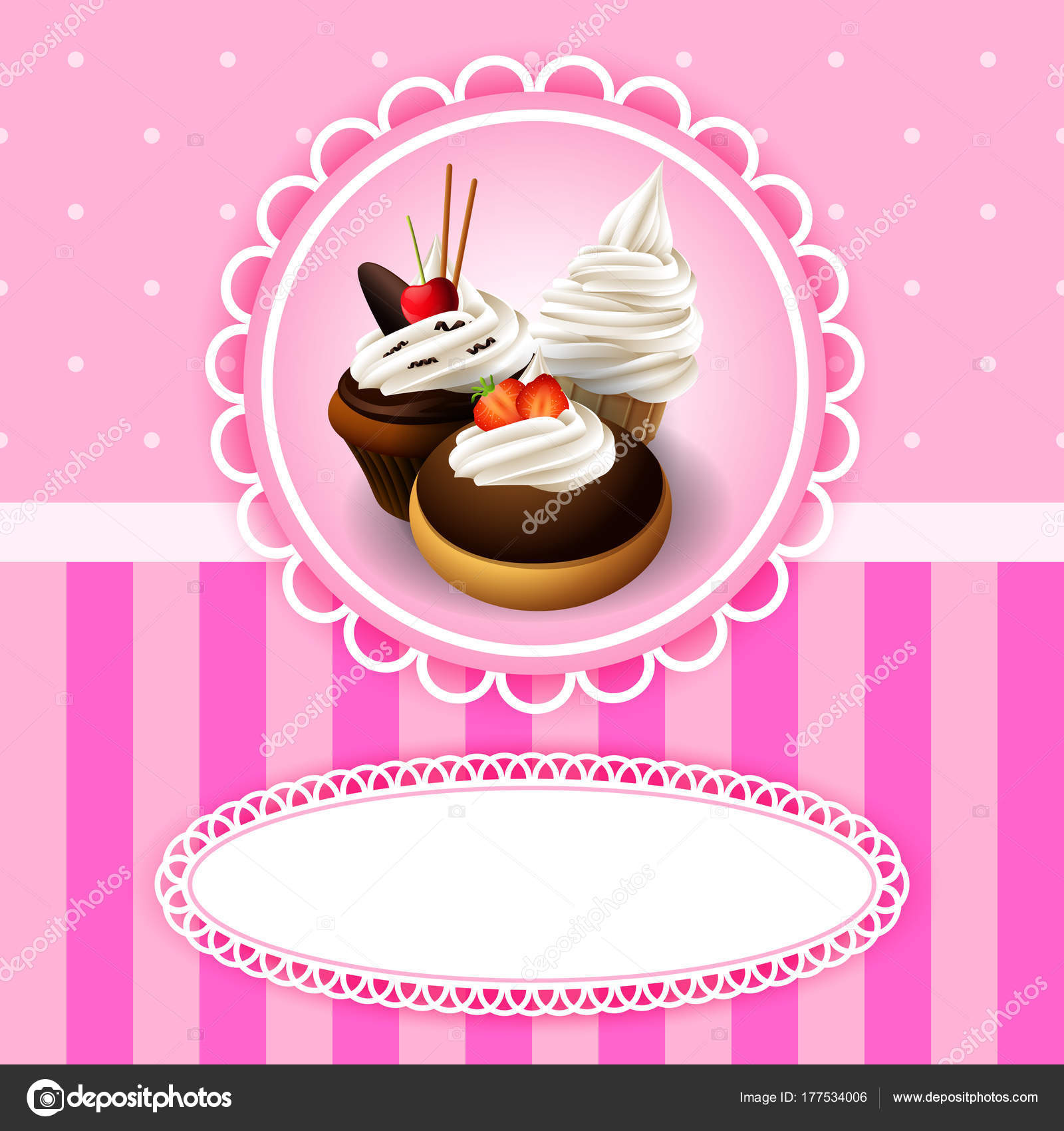 vintage background cupcake stock vector c dreamcreation01 177534006 https depositphotos com 177534006 stock illustration vintage background cupcake html